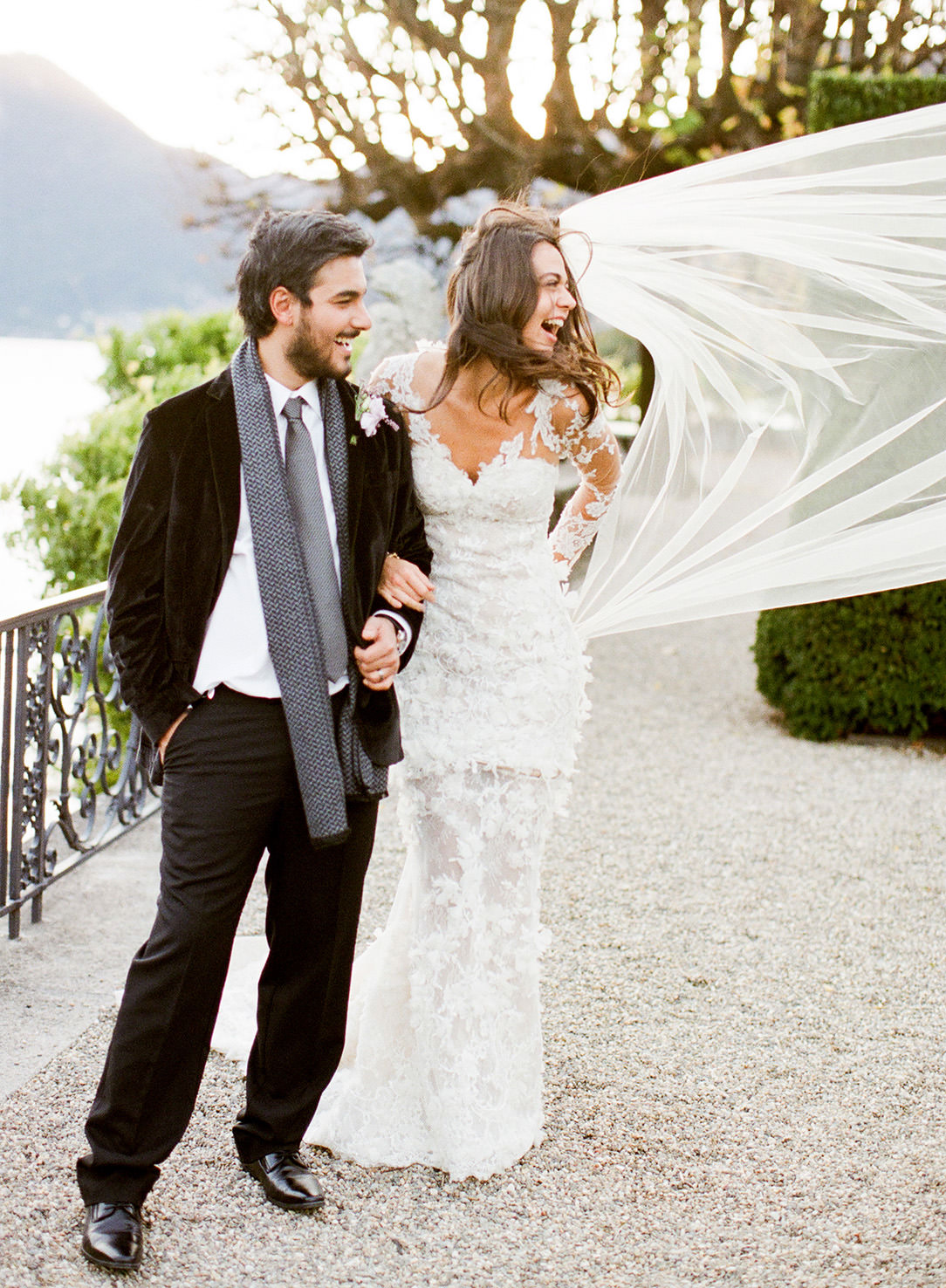 villa balbiano wedding in lake como