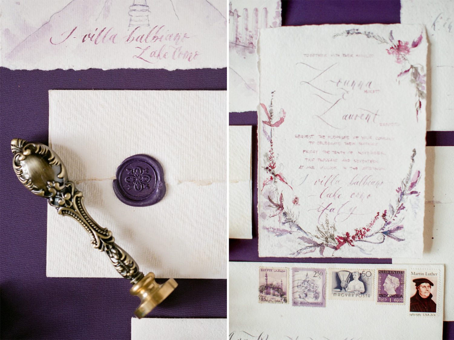 lake como wedding stationery 02