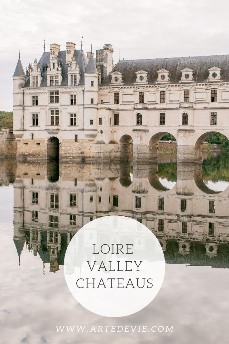 loire valley chateaus wedding