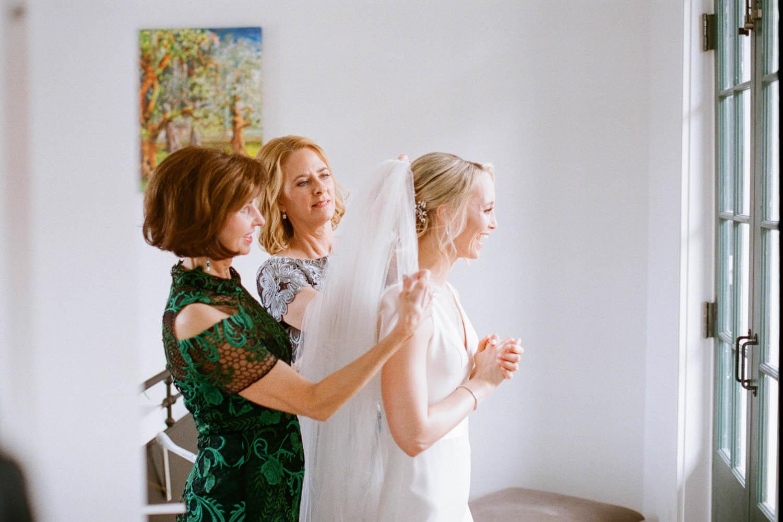 new orleans happy bride