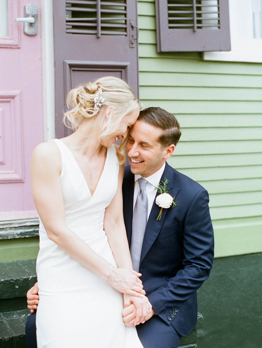 new orleans wedding photos in marigny